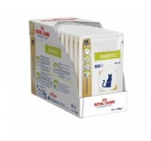 Royal Canin VD Cat kaps. Diabetic 12x100g