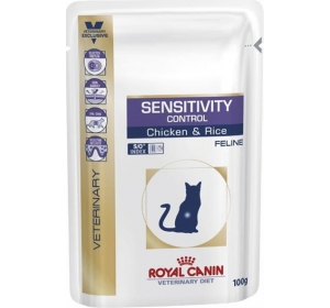 Royal Canin VD Cat kaps. Sensitivity chicken 100g