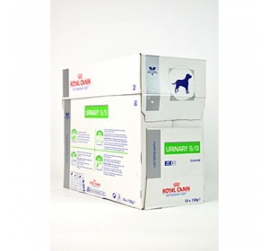 Royal Canin VD Dog kaps. Urinary S/O 10x150g