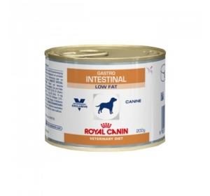 Royal Canin VD Dog konz. Gastro Intestinal Low Fat 200 g