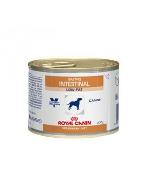 Royal Canin VD Dog konz. Gastro Intestinal Low Fat 200 g