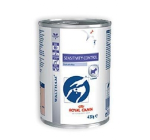 Royal Canin VD Dog konz. Sensit. Control Duck 420g