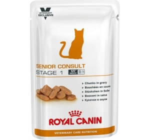 Royal Canin VD Feline Senior Cons. Stage 1 12x100g