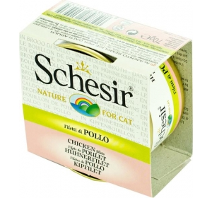Schesir cat konz. Broth - kuře 70 g