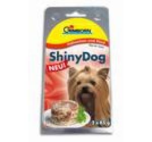 Gimborn Shiny dog kuře + hovězí 2x85g