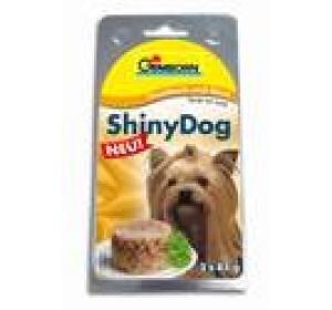 Gimborn Shiny dog konz.- tuňák, kuře 2 x 85 g