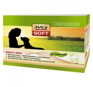 SOFT MACs Dog Jehně 15kg