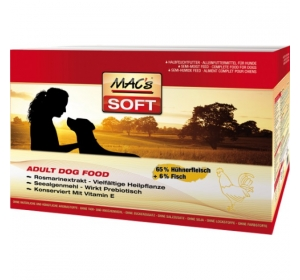 SOFT MACs Dog Kuře 1,5kg