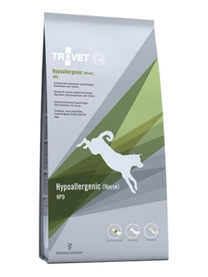 Trovet pes HPD Dry 3kg