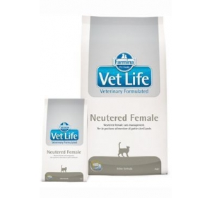 Vet Life CAT Neutered Female 400g