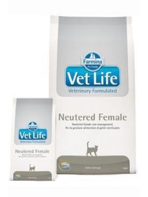 Vet Life CAT Neutered Female 400g