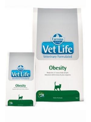 Vet Life CAT Obesity 2kg
