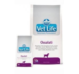 Vet Life Dog Ossalati 12kg