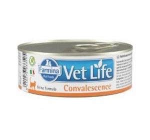 Vet Life Natural Cat konz. Convalescence 85g