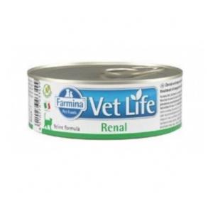 Vet Life Natural Cat konz. Renal 85g