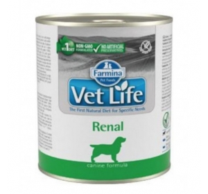 Vet Life Natural Dog konz. Renal 300g