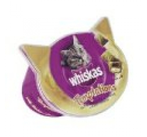 Whiskas polštářky - Temptations 60 g
