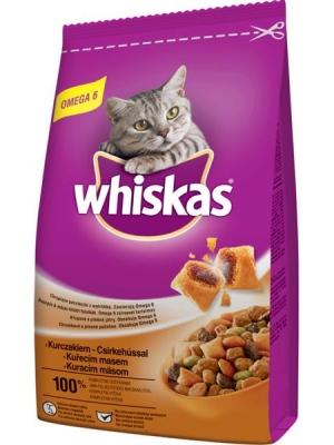 Whiskas dry - kuře 1,4 kg