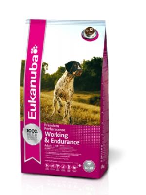 Eukanuba Performance Working & Endurance 15 kg