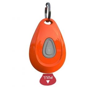 ZeroBugs, ultrazvukový odpuzovač klíšťat a blech - oranžový